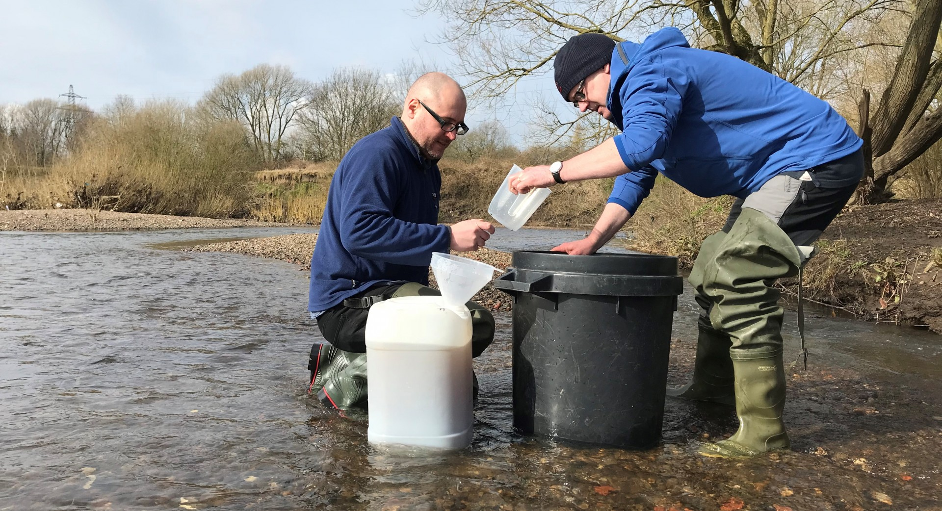 Manchester river has highest level of microplastics